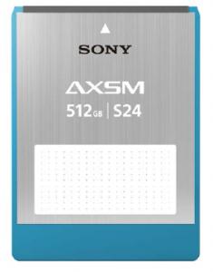 Sony ASXM card